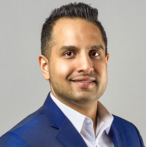 Manoj Jasra - Chief Marketing & Digital Officer<br>Northland Properties